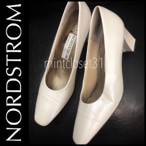 Nordstrom Leather Pumps